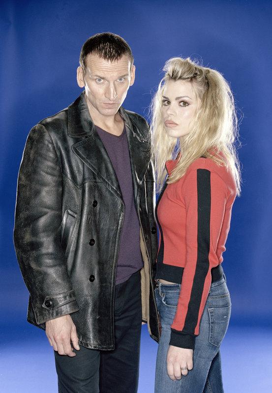Dr Who Staffel 1