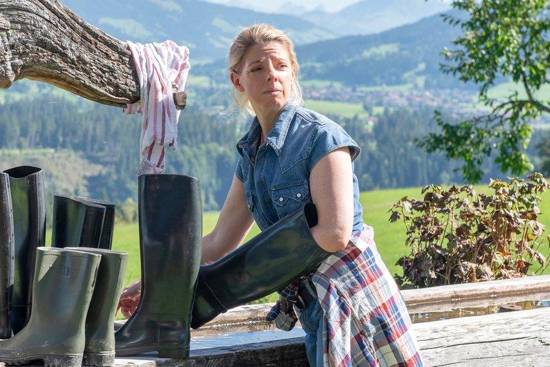 Karin Lischka (Margit Söller). – Bild: ORF 1