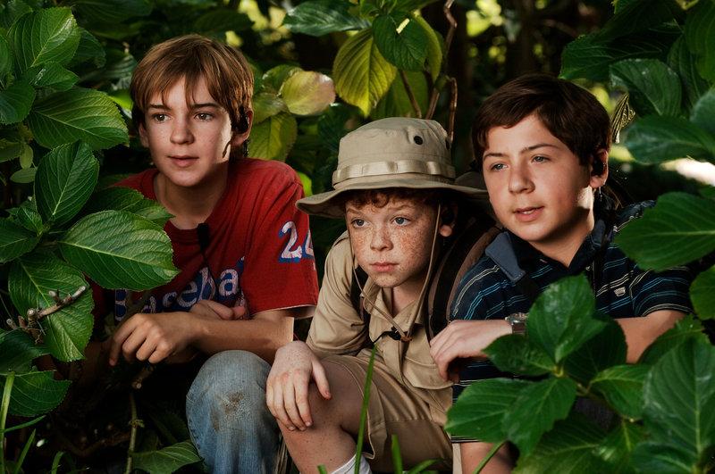 Nick Price, Cameron Monaghan, Chancellor Miller – Bild: TV Puls