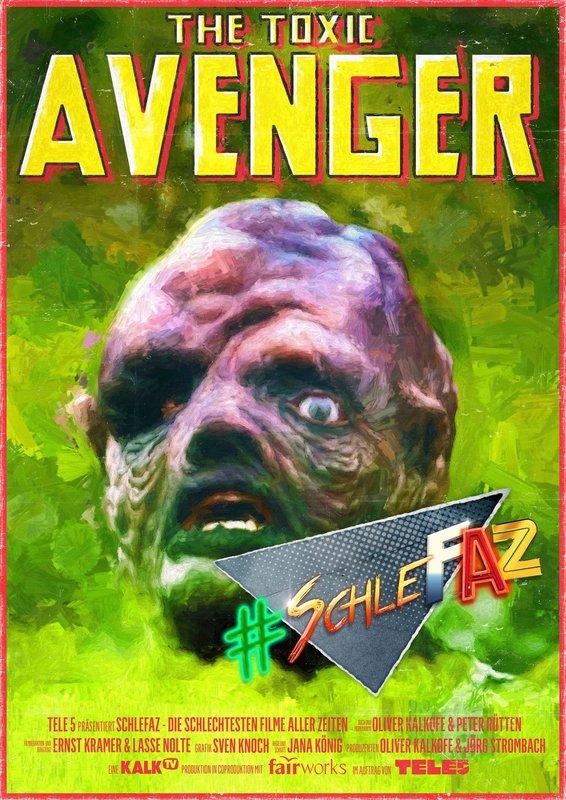 SchleFaZ: The Toxic Avenger – Bild: Sven Knoch für TELE 5