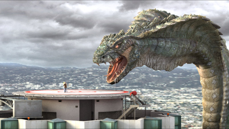Dragon Wars – Bild: RTL II