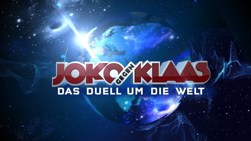 Joko gegen Klaas - Das Duell um die Welt - Logo – Bild: ProSieben Eigenproduktionsbild frei