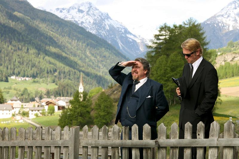 Herbert (Armin Rohde), Sigi (Detlef Buck) – Bild: ZDF und Volker Roloff