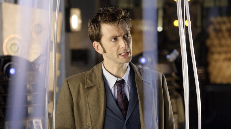 Doctor Who (David Tennant) – Bild: WDR/BBC