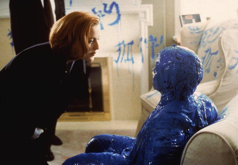 Dana Scully (Gillian Anderson, l.) – Bild: OPTN