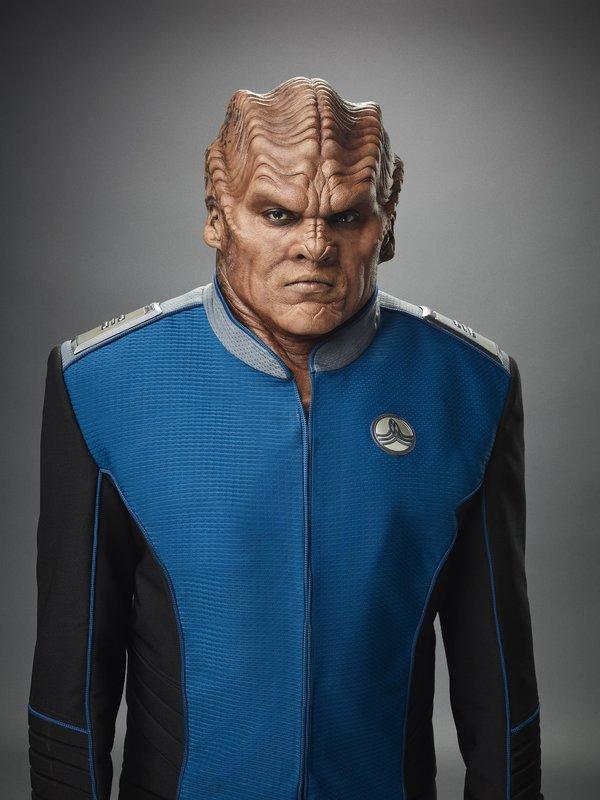 Lieutenant Commander Bortus (Peter Macon) – Bild: ProSieben MAXX