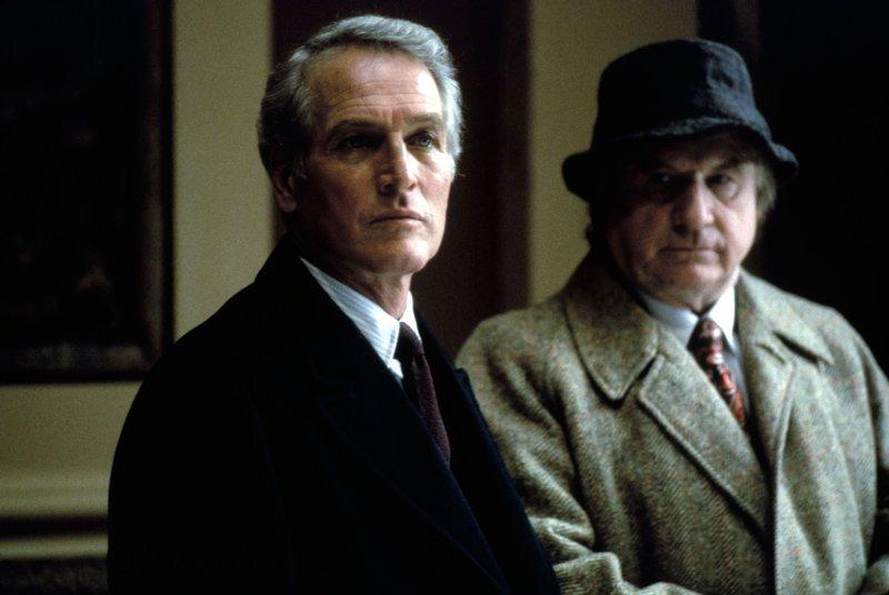 Der Anwalt Frank Galvin (Paul Newman, li.) und sein zuverlässiger Assistent und Freund Mickey Morrissey (Jack Warden, re.) – Bild: 20th Century Fox