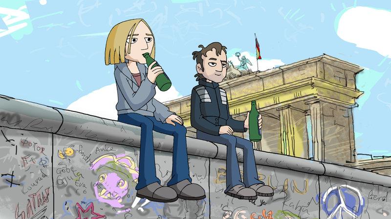 Die Ex bin ich – Bild: ZDF