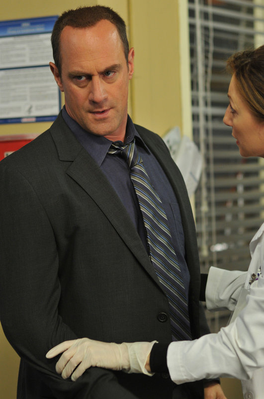 Chris Meloni as Det. Elliot Stabler – Bild: Universal Channel