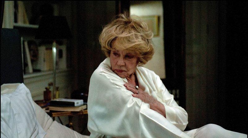 Jeanne Moreau (Frida). – Bild: ZDF und ORF/Arsenal Film/Laurent Thurin Nal