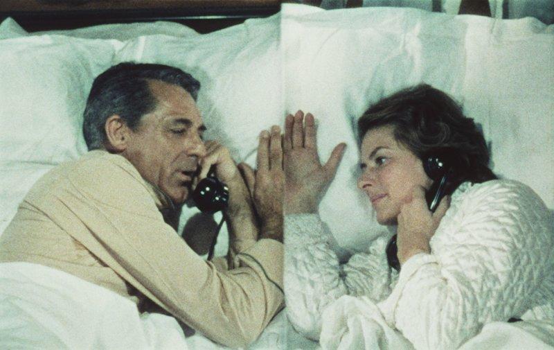 Cary Grant, Ingrid Bergman – Bild: KIRCH MEDIA GMBH & CO KG AA