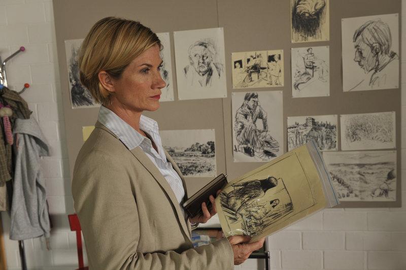Martina Seiffert (Astrid M. Fünderich). – Bild: ZDF und MARKUS-FENCHEL studiofenchel@