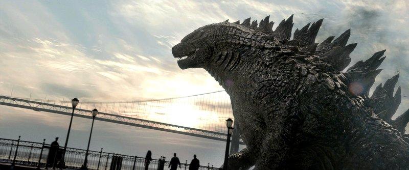 Godzilla. – Bild: 3+