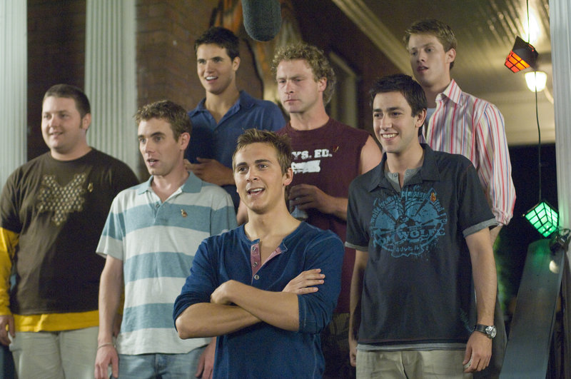 American Pie präsentiert: Die College-Clique – Bild: RTL II