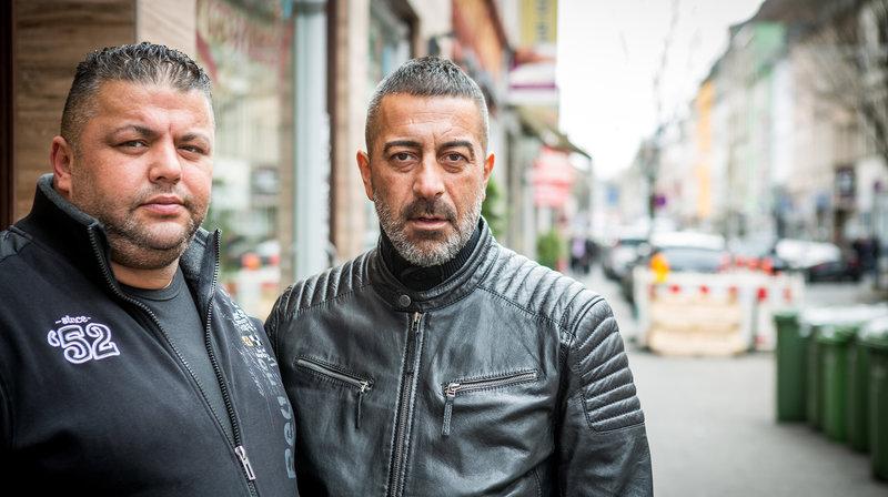 Abdulla Özkan und Atilla Özer – Bild: WDR/Heike Fischer