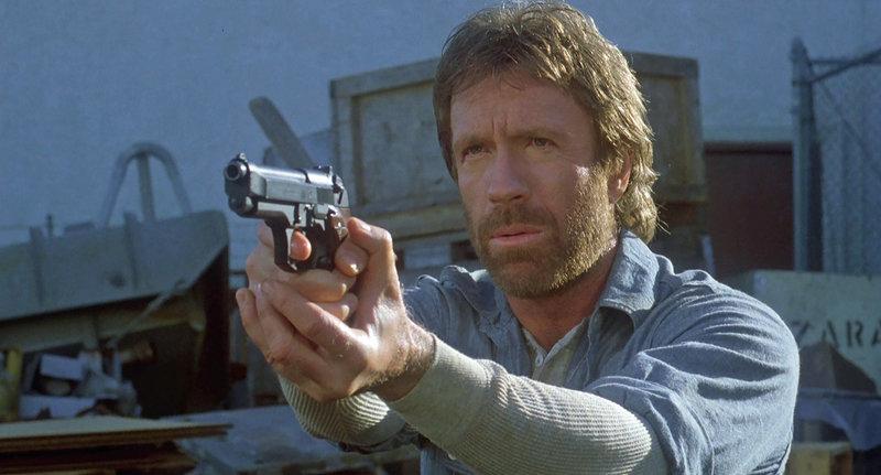 Im Bild: Danny O'Brien (Chuck Norris) – Bild: TL5