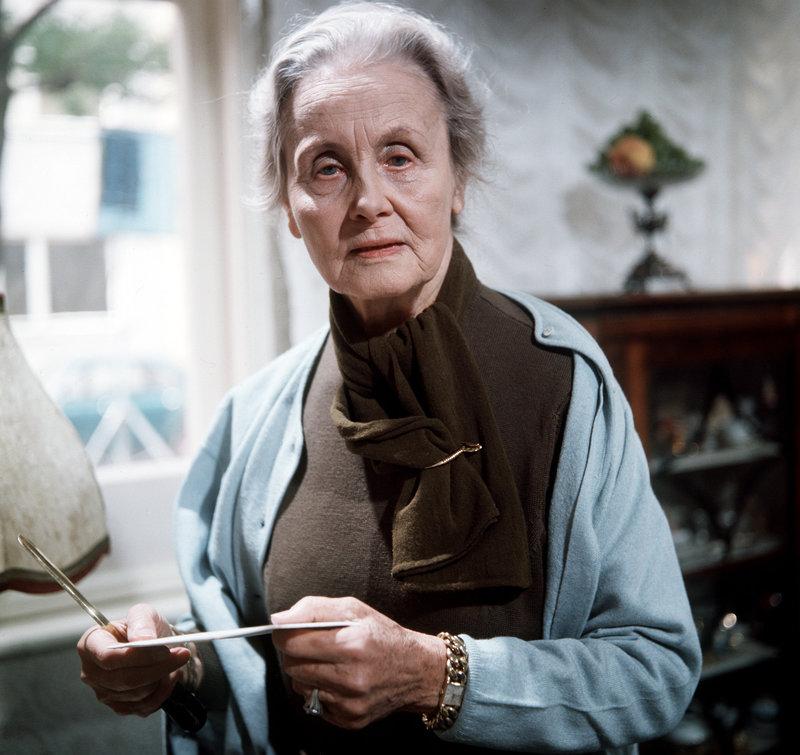 Helene Thimig. – Bild: ORF
