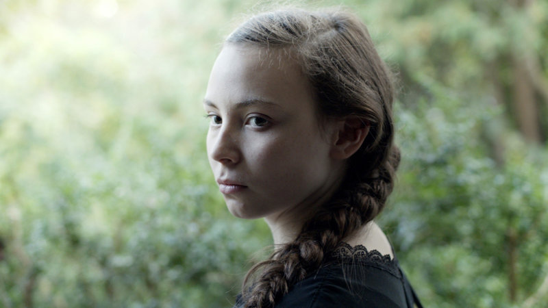 Sami - Das Mädchen aus dem Norden Lene Cecilia Sparrok als Ella Marja SRF/Xenix Filmdistribution – Bild: SRF1