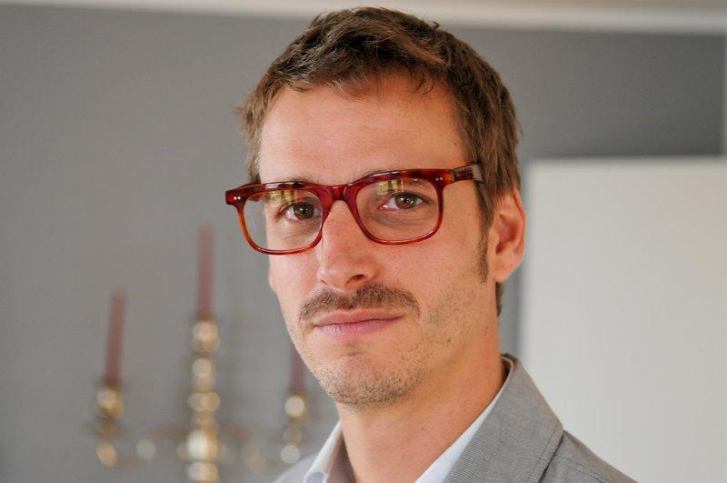 Max von Thun (Daniel Cerny). – Bild: 3sat