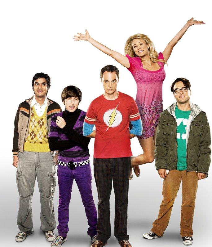 The Big Bang Theory Spiel