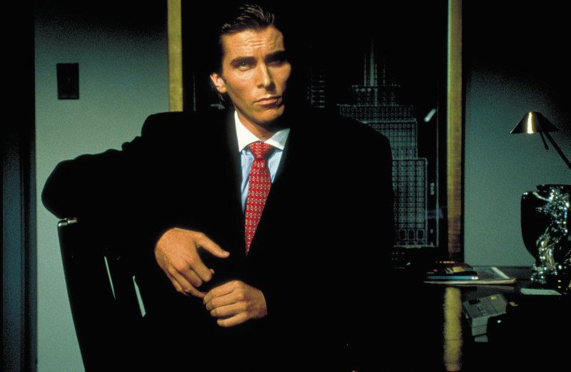Patrick Bateman (Christian Bale) – Bild: COLUMBIA TRISTAR. ALL RIGHTS RESERVED.