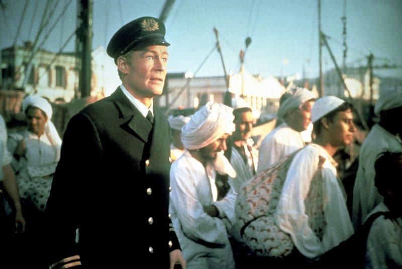 Peter O'Toole (Jim). – Bild: 3sat