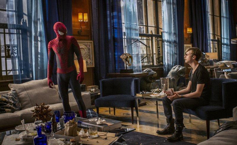 The Amazing Spider-Man 2: Rise of Electro – Bild: Polsat - tylko do wykorzystania w celu promocji ramówki stacji Polsat