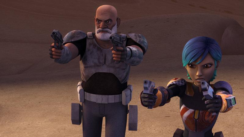 Kampf um die Basis (Staffel 2, Folge 20) – Bild: Disney Channel