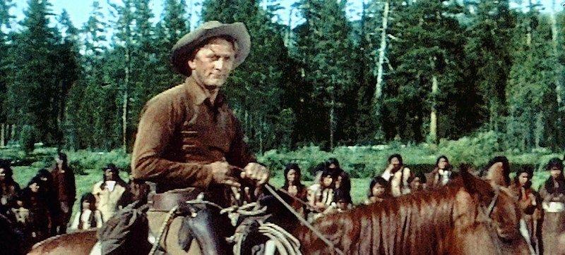 Johnny Hawks wird aus Fort Laramie ausgesannt, um mit den Indianern zu verhandeln. – Bild: Nitro