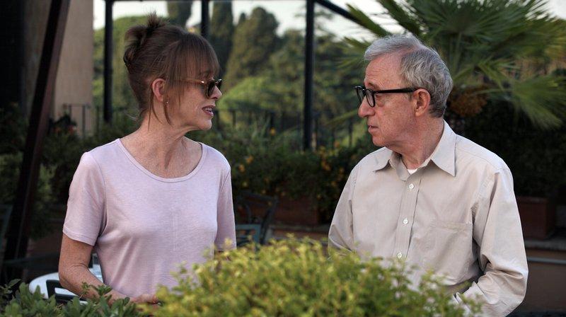 Opernregisseur Jerry (Woody Ellen) und seine Frau Phyllis (Judy Davis) wollen in Rom endlich einmal wieder schöne Tage zusammen verbringen. – Bild: WDR/Tobis
