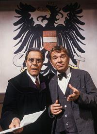 Der Kiebitz – Bild: ORF