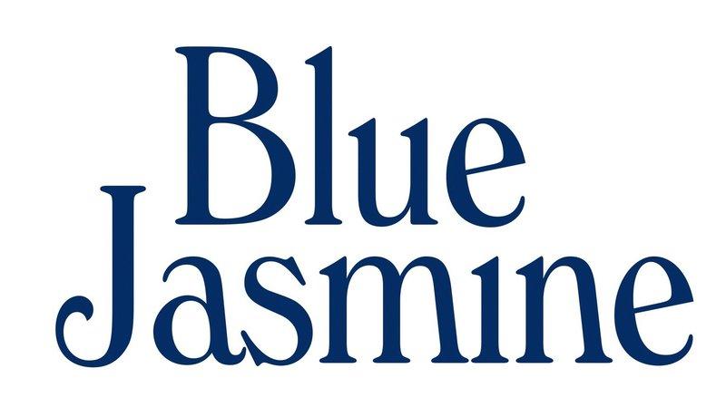 Blue Jasmine - Logo – Bild: 2013 GRAVIER PRODUCTIONS, INC. Lizenzbild frei