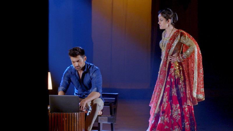 Vivaan Kapoor (Arjit Taneja, li), Meera Dhingra (Aditi Sharma, re) – Bild: Zee.One