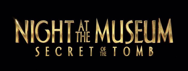 Nachts im Museum - Das geheimnisvolle Grabmal - Originaltitel-Logo – Bild: Puls 4