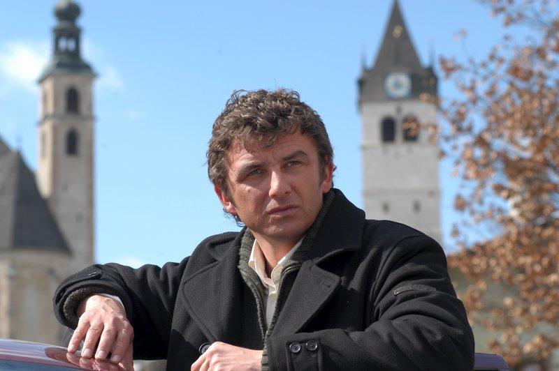 SOKO-Ermittler Andreas Blitz (Hans Sigl). – Bild: ZDF und Bernd Schuller