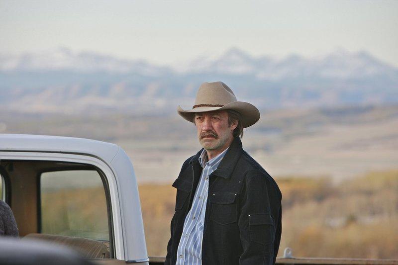 Jack Bartlett (Shaun Johnston) – Bild: Rescued Horse Season Six Inc. Lizenzbild frei