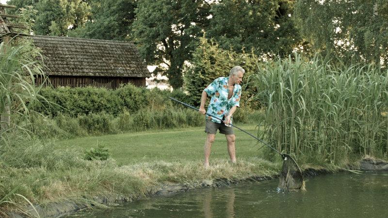 Der Sommer auf dem Lande mit Filmemacher Rudolf Thome. – Bild: ZDF und Serpil Turhan
