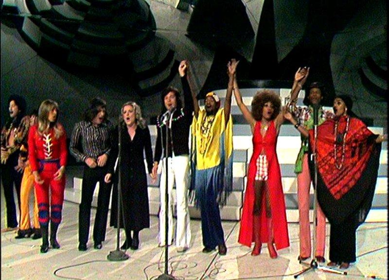Les Humphries Singers Gala-Abend der Schallplatte 1971. – Bild: rbb