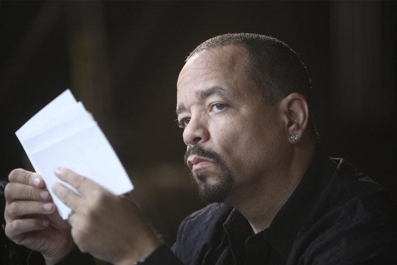 "-- ""Wet"" Episode 1205 -- Pictured: Ice-T as Det – Bild: Universal Channel"