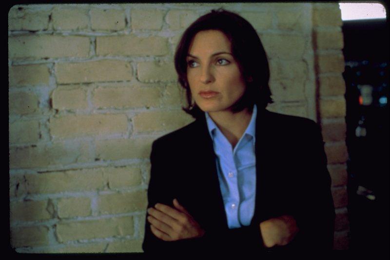 Det. Olivia Benson (Mariska Hargitay). – Bild: TV25
