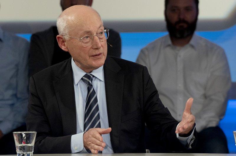"""Zu Gast bei Sandra Maischberger: Stefan Aust (""""Welt""""-Herausgeber) – Bild: WDR/Max Kohr"""