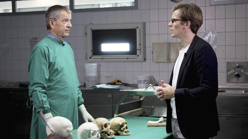 Gerichtsmedizin mit Prof. Püschel – Bild: NDR