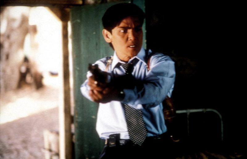 """Geheimagent Maddox (Don """"The Dragon"""" Wilson) mit übersinnlichen Fähigkeiten bekommt einen Auftrag, der ihn mit seiner eigenen Identität konfrontiert. Als Kind war er Gegenstand eines Experiments der CIA… – Bild: TMG"""