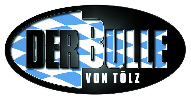 Der Bulle von Tölz - Logo – Bild: Sat.1 Eigenproduktionsbild frei