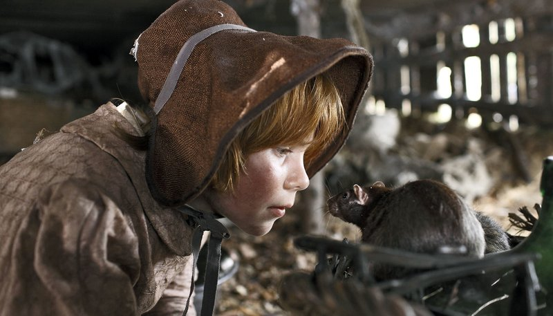Huck Finn (Louis Seidel) – Bild: ARD Degeto/Neue Schoenhauser Filmproduktion/Tom Trambow