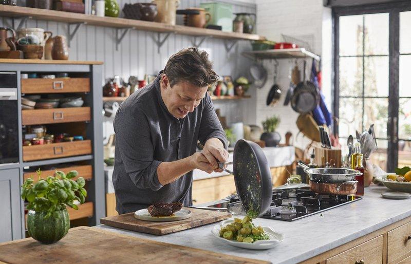 Jamies 5-Zutaten-Küche S02E09: Teriyaki Aubergine ...