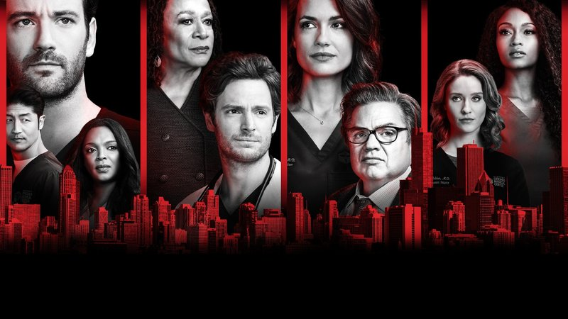 Das Artwork zu Chicago Med Staffel 4 – Bild: TVNOW/(c) NBCUniversal All
