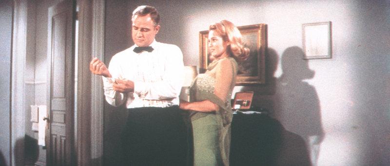Jane Fonda, James Fox – Bild: KIRCH MEDIA GMBH & CO. KG AA