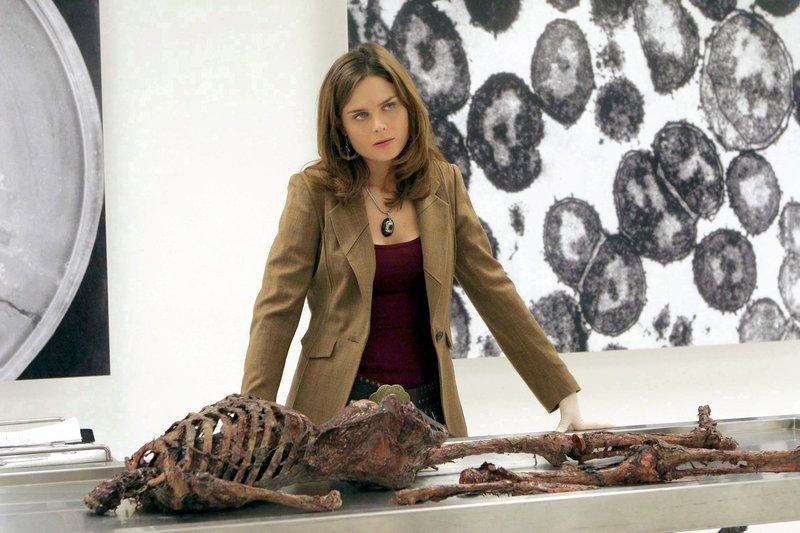 Emily Deschanel – Bild: Fox TV