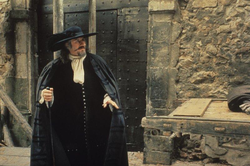Cyrano von Bergerac (Gérard Depardieu). – Bild: BR/Telepool